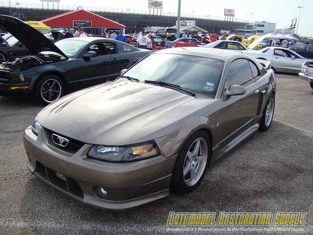 10th Lrs Roush Flickr New The Mustang At Edge Anniversary