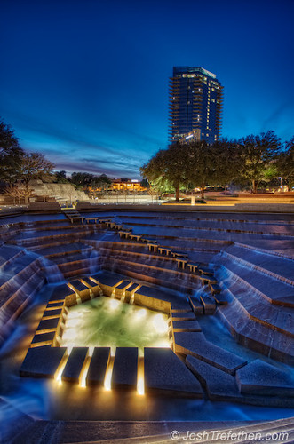 water texas watergarden fortworth northtexas tonemappedhdr top20texas bestoftexas