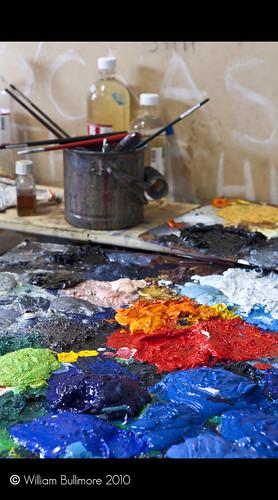 art paint colours au australia can brisbane brushes queensland palette artistspalette
