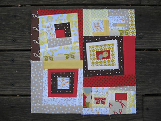 Cottage Quilting Bee | November