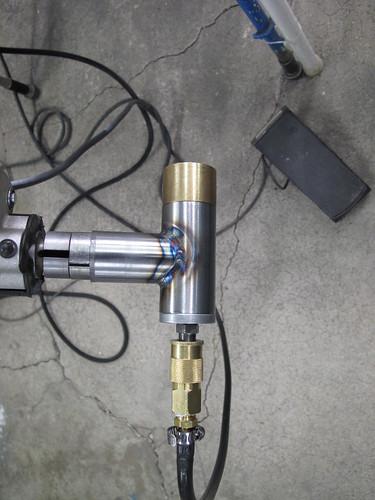 Lug Blank w/ ST socket