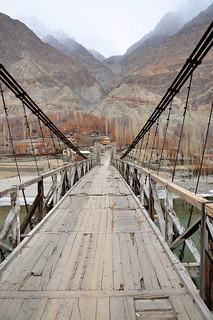 The Bridge to paths ahead