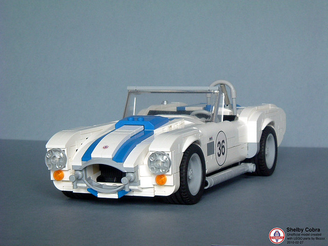 Shelby Cobra | My attempt at creating the famous Shelby Cobr