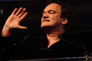 Quentin Tarantino | by Slackerwood