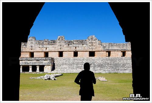 Ruinas Mayas Uxmal