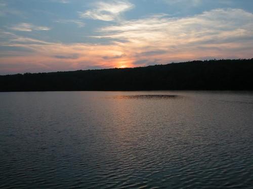 outdoors scenery pennsylvania sunsets jonestown schuylkillcounty minersville