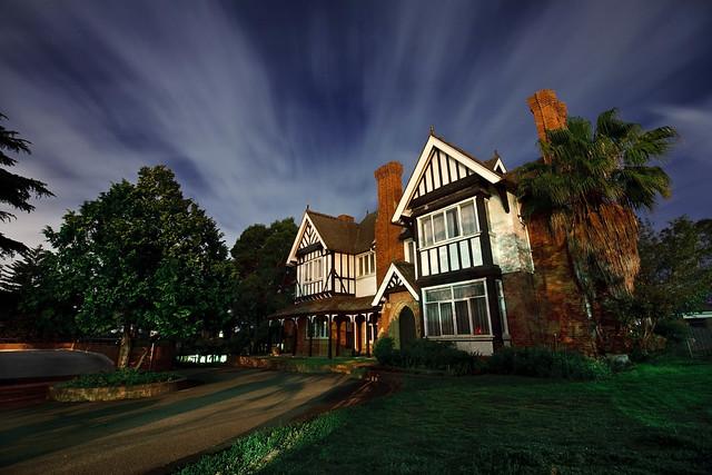 Next: The Tudor Mansion