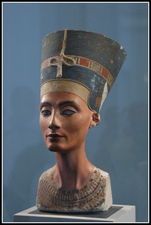 Altes Museum (Berlin) - Nefertiti