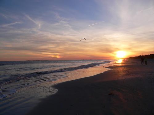 Sunset on Hilton Head Island | by Lee Edwin Coursey