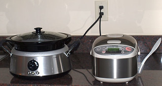 Slow Cooker and Rice Cooker | by Birdies100