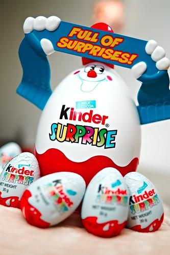 Kinder Surprise | by gcardinal