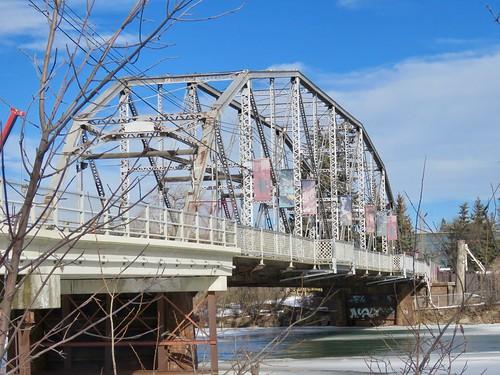 Inglewood Bridge - soon to be removed | by benlarhome