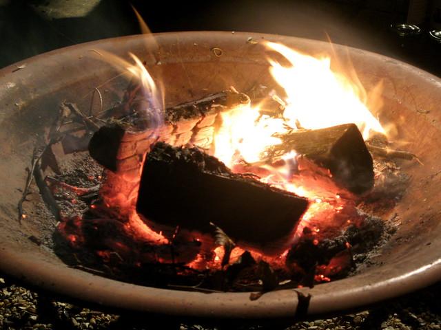 Fire on Ancestors Night