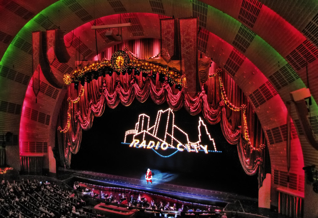 Image result for radio city christmas spectacular