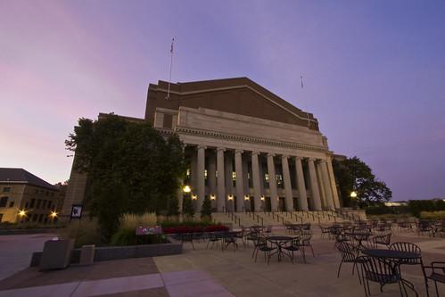 Northrop Memorial Auditorium - U of M