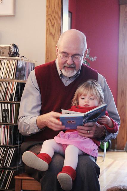 grandpa&carina