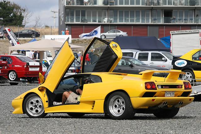 1995 Lamborghini Diablo VT