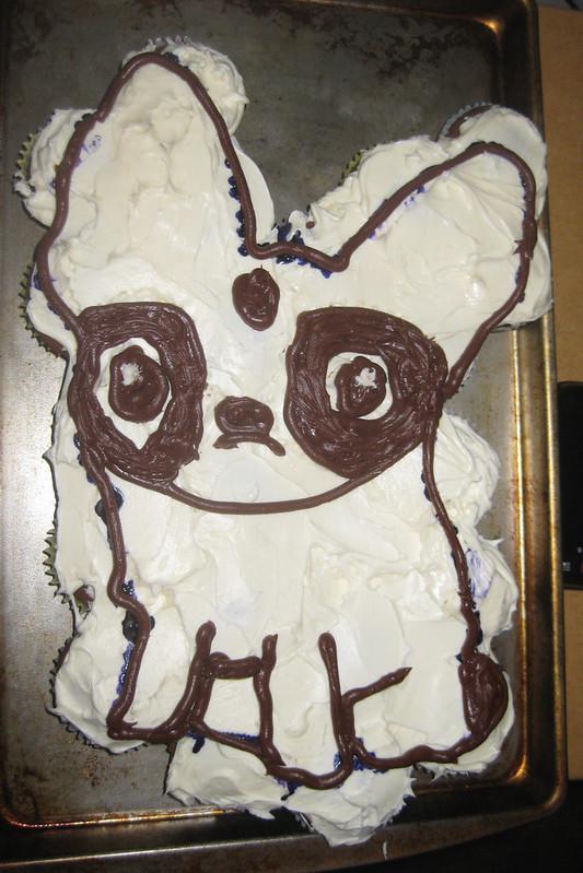 Bruno Cake