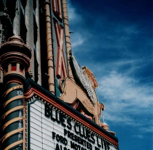 Fox Theater Mi: Detroit MI ~ Fox Theatre ~ [2001 Photos]