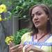 Project Mingueo leader, Fabiola Fuentes