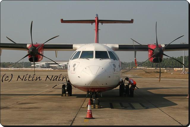 Kingfisher ATR72 VT-KAL