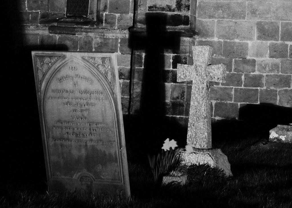 Breedon Churchyard