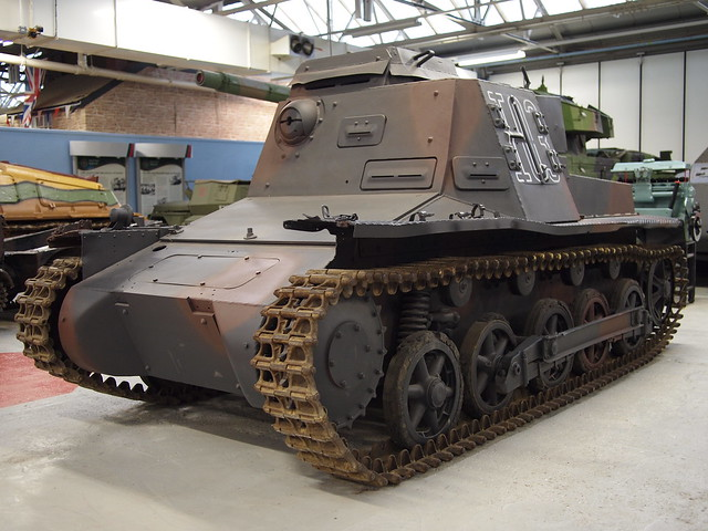 Panzer I Command Tank