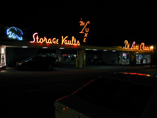 DeLuxe Cleaners Neon, Clifton NJ | by jeffs4653
