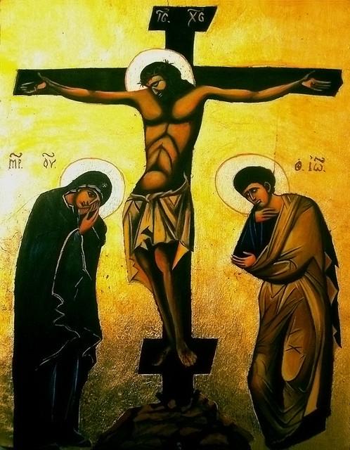 Icon - Crucyfying - Ukrzyżowanie