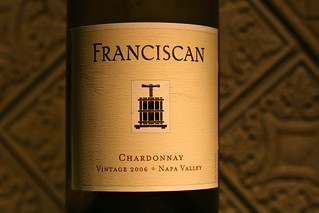 franciscan chardonnay | by merry_gourmet