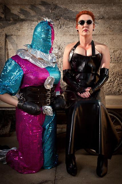 Mistress Minax 7539