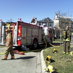 Waterloo, Ontario - Jacob Lane Fire