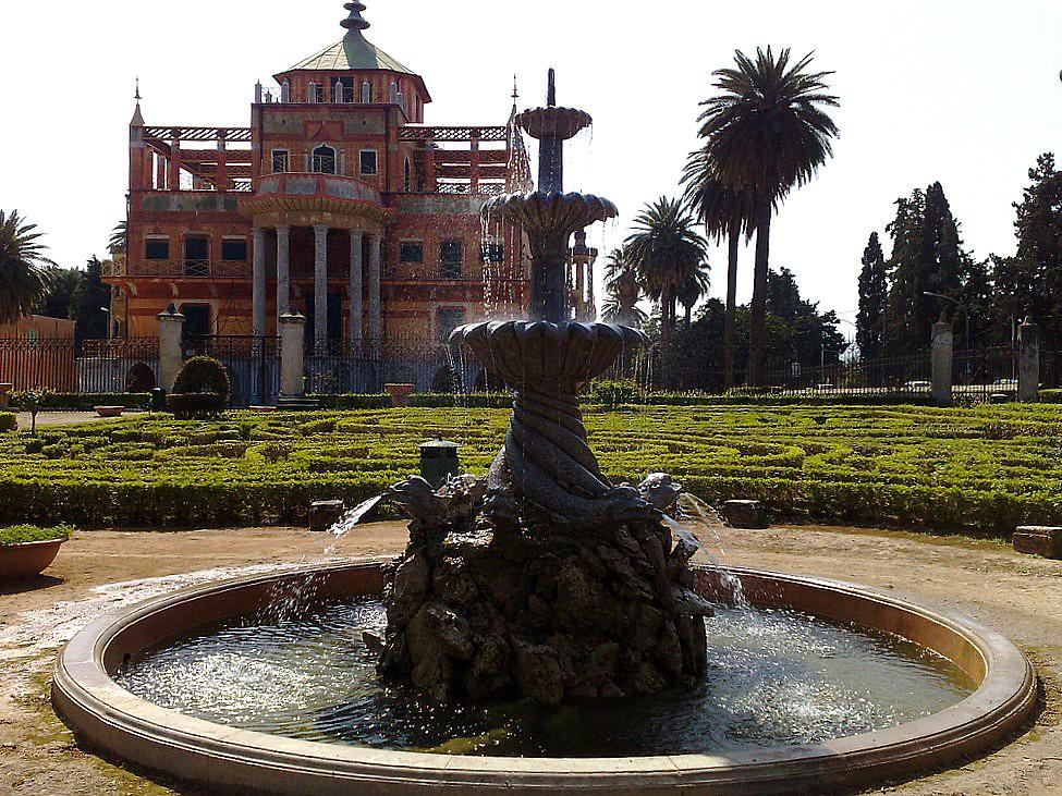 Palermo: Palazzina Cinese