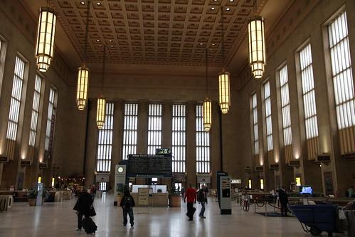 Philadelphia Penn Station 30th Street