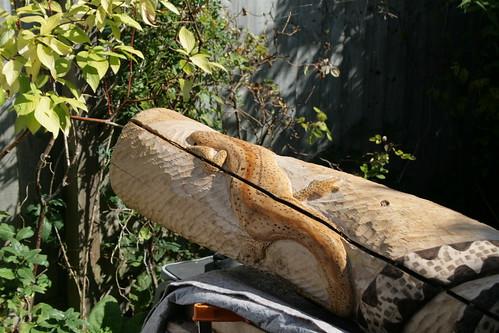 Chestnut Totem Pole