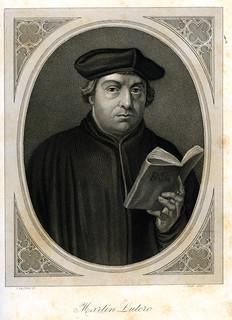 """""""Martin Lutero""""."""
