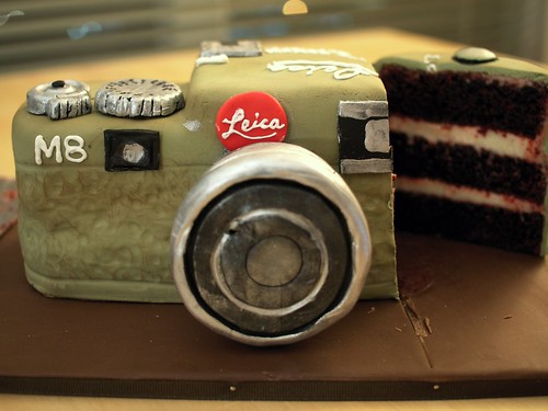 Leica M8.2 Birthday Cake Feb. 2009 | by ayos lang