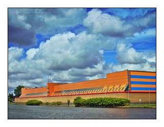 HDR Orange Prison 'De Schie' | by Vincent_AF