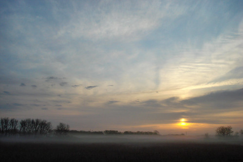 morning fog clouds landscapes illinois midwest skies cloudy sony sunrises pinoy silhouttes naturescapes pointnshoot supershot yahooweather malufet garbongbisaya setholiver1