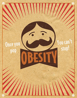 Obesity Campaign Poster | by Pressbound