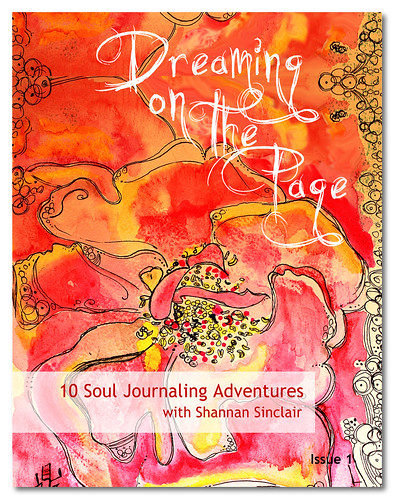 Dreaming on the Page Cover | by Original Bliss