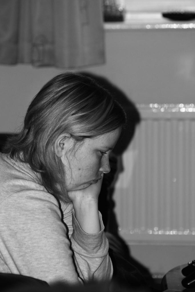 Rachel aka The Stroppy One.