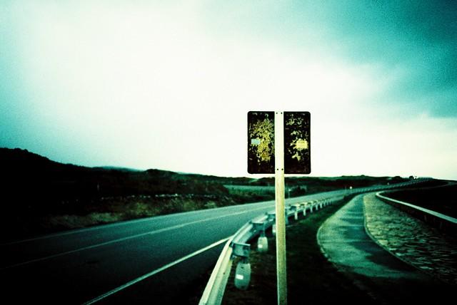 galicia on the road (mi primera foto con la LC-A)