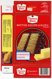 Duncan Hines Butter Recipe Golden Cake Mix, 1989 | by Roadsidepictures