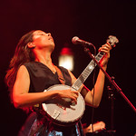 Sun, 19/07/2015 - 2:49pm - Rhiannon Giddens is joined by the Carolina Chocolate Drops at Prospect Park, July 18, 2015. Broadcast live on WFUV Public Radio. Photo by Gus Philippas/WFUV