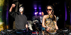 Hardkingz 2015 - Angerfist, Mc Tha Watcher and Miss K8
