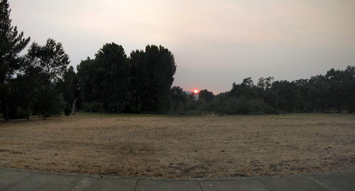 sunset west dusk ukiah talmage drygrass mendocinocounty cttb cityoftenthousandbuddhas cityof10000buddhas