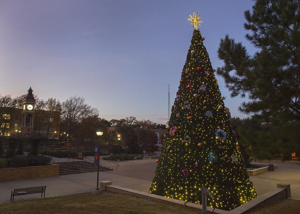 16TreeOfLight2 | Sam Houston State University Marketing and