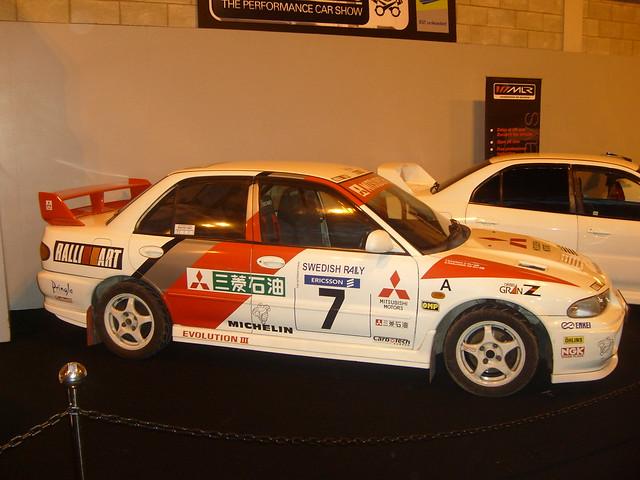 1996 Mitsubishi Lancer Evo 3