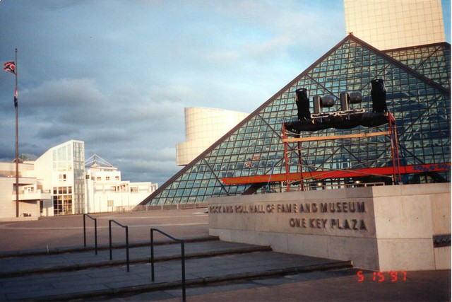 Rock and Roll Hall of Fame: Cleveland, Ohio - 1997